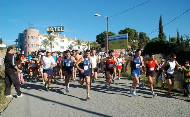 Cuevas celebra el domingo la XVII Media Maratón Solidaria 'Bajo Almanzora' en favor de la AECC