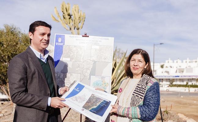 Los vecinos de Mojácar no sufrirán más cortes de agua tras la mejora de la Red Galasa