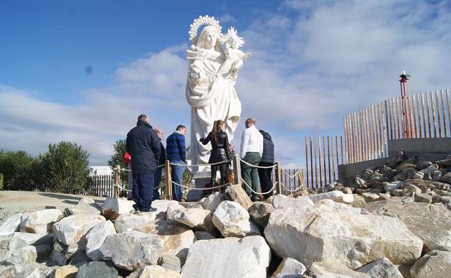 El paseo de la Virgen del Carmen está un paso más cerca de ser una realidad