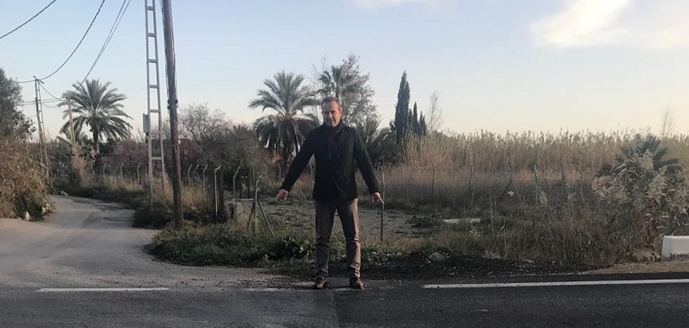 El PSOE denuncia un trato desigual en el asfaltado de la carretera que une Turre y Mojácar