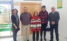 Dos nuevas emprendedoras se instalan en el CADE de Vera de manera gratuita