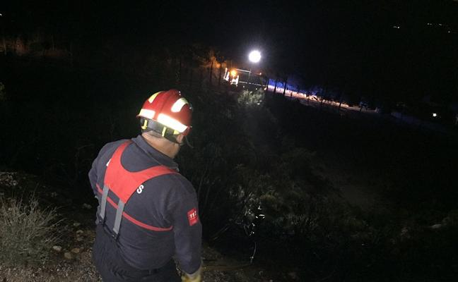 Extinguido un incendio en Turre