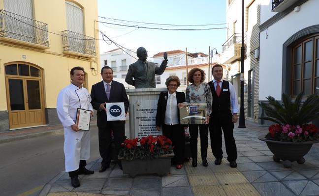 Terraza Carmona acredita la calidad de sus servicios a nivel internacional