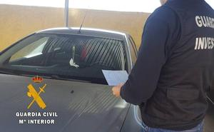 Dos detenidos por su implicación en 18 compraventas irregulares de vehículos