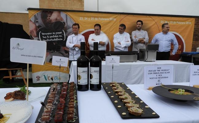 Comienza la feria de gastronomía, folclore y artesanía Gastro Andalucía