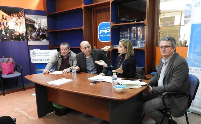 El PP recogerá firmas ante la «nefasta» gestión del Área Sanitaria Norte