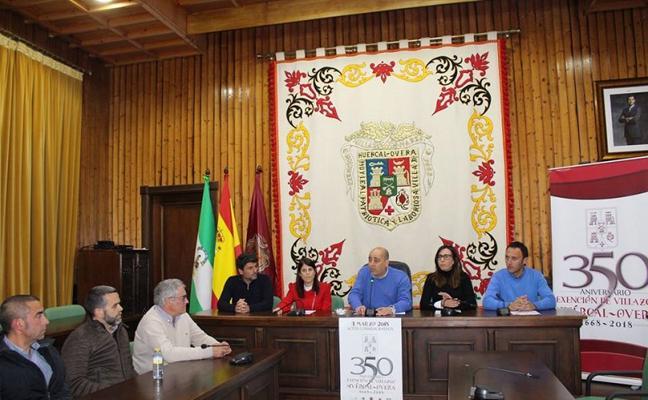 Huércal-Overa presenta un amplio programa de actividades para celebrar su 350 aniversario