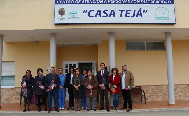 El CAIT 'La Esperanza' aumenta su número de plazas