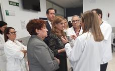 La Junta asegura que La Inmaculada es de los hospitales más valorados por sus usuarios