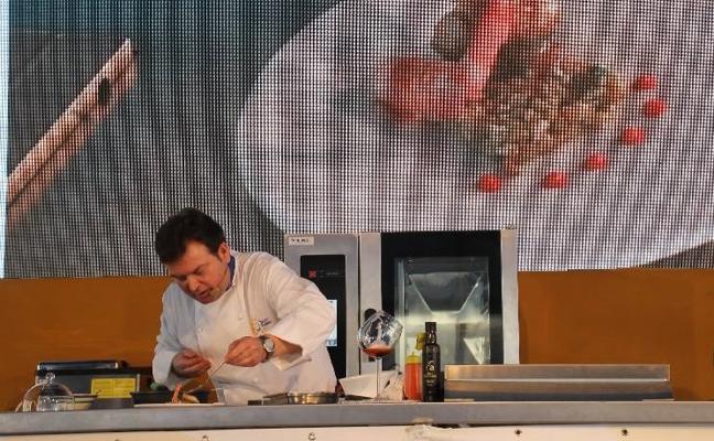 'Degustho' busca estimular la creatividad de los futuros profesionales de la cocina
