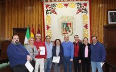 Las Hermandades y Cofradías de Huércal-Overa reciben una parte de sus subvenciones