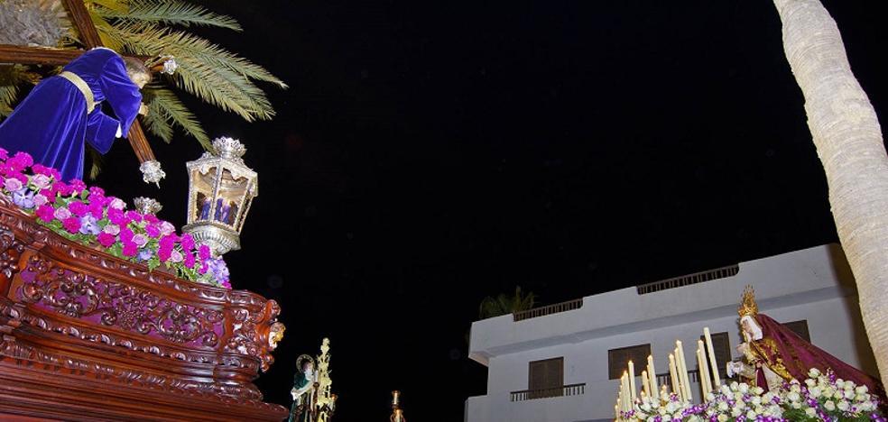 Carboneras vivirá una de las noches más emotivas con el 'Encuentro'