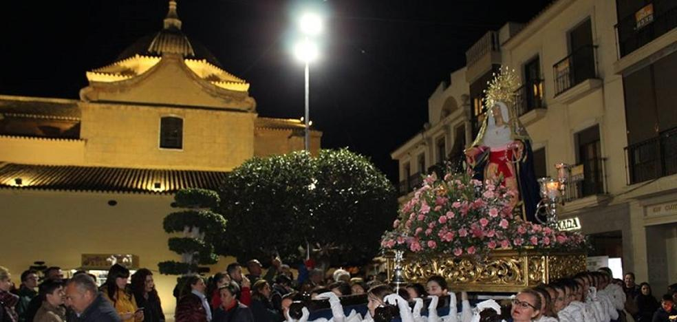Llegan los días más esperados de la Semana Santa huercalense