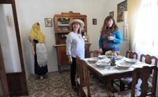 Un matrimonio ruso acerca la vida en Mojácar de hace 100 años