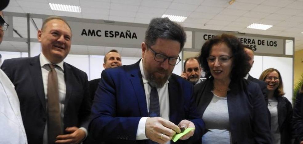 'Almanzora Gourmet' reúne en Cuevas a 27 empresarios del sector agroalimentario