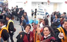 Las calles de Mojácar se llenan de música con el VIII Encuentro Mundial de Tunas