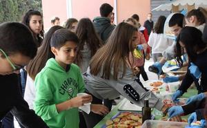 El IES Cura Valera motiva los hábitos de vida saludables y el desarrollo sostenible