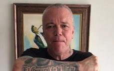 El sicario de Escobar manda «todo» su apoyo a Pascual Díaz