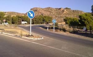 Garrucha aprueba el proyecto para construir una rotonda en el cruce de la Simona