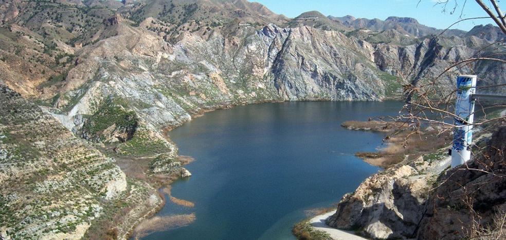 El embalse de Cuevas recibirá este año 45,7 hectómetros cúbicos del Negratín