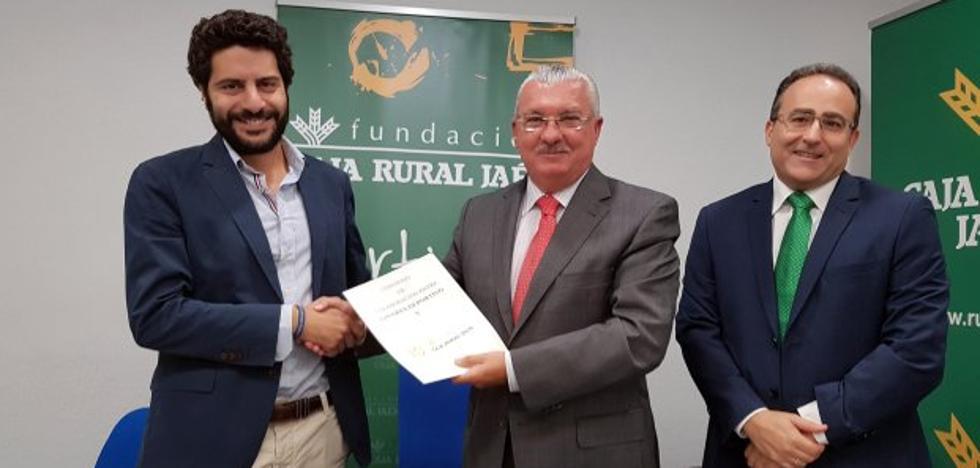 El Linares alcanza los 1.300 abonados y Jesús Medina busca un primer patrocinador
