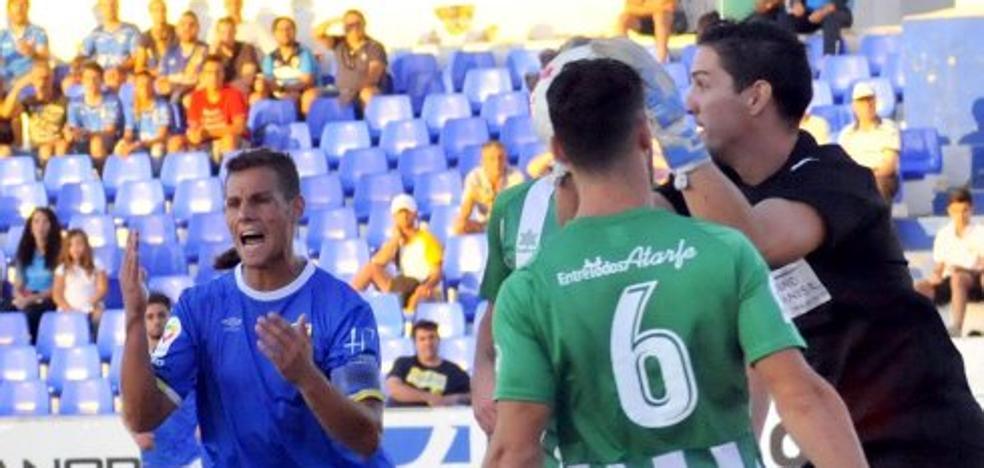 Palomeque, Josema y Pablo Oztiz estarán con el Linares en El Palo