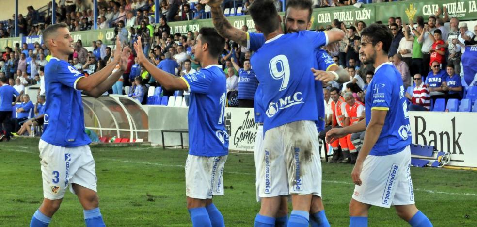 La continuidad del Linares Deportivo en Liga pasa por Linarejos
