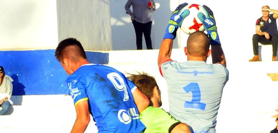 El Linares de Chico vista el campo del equipo revelación