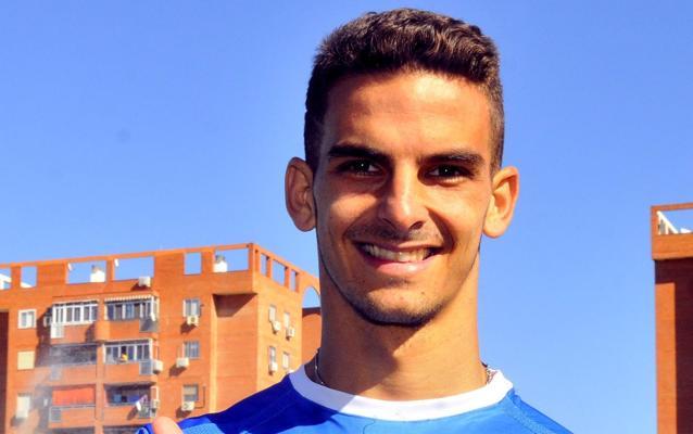 Pablo Aguilera: «No me obsesiona el gol, he venido para crecer»