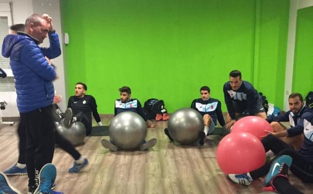 Párraga: «Podemos estar al nivel del Linares»