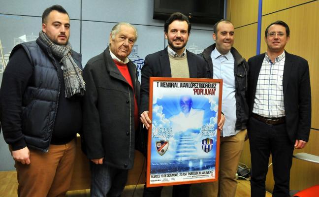 Linares Futsal y Linares Deportivo se unen para homenajear a su querido Popi Juan