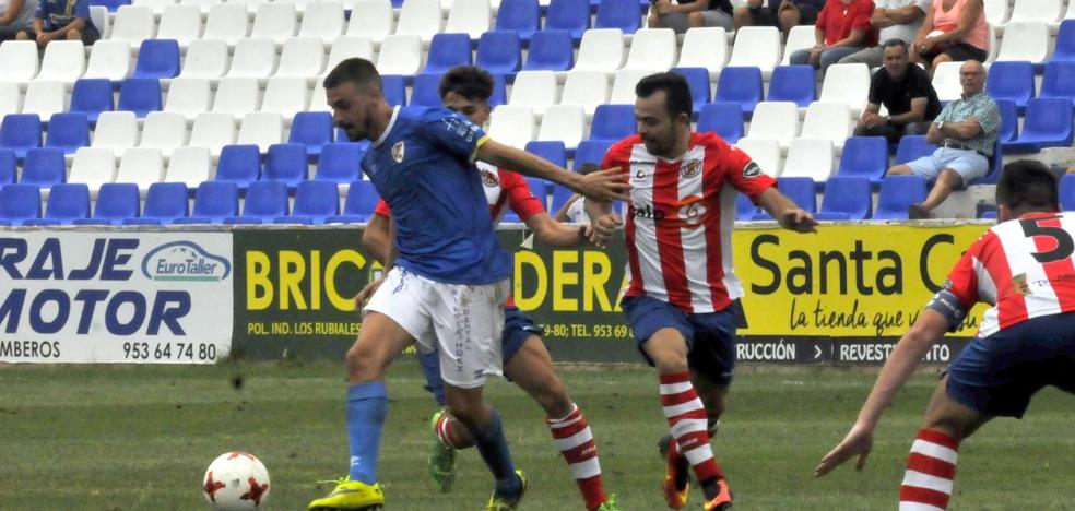 Jaime Molina: «El Torredonjimeno está a un nivel que quizá algunos no esperaban»