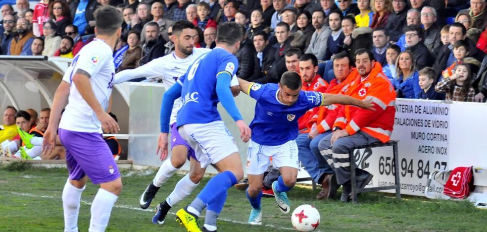 Derrota del Linares ante el Vélez