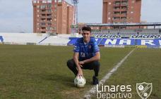Juanfran: «Tarde o temprano, el Linares estará en su sitio, la Segunda B»