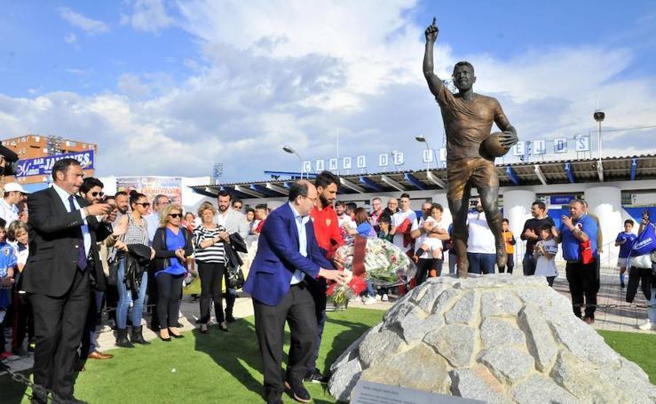 El homenaje que Fran Carles se merecía