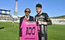 Lopito: «No nos vamos a conformar con jugar el play-off»