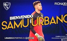 El Linares firma al meta Samu Urbano para completar la portería azulilla