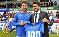Rosales: «Seguía al equipo en la distancia, Linares me marcó y soy un azulillo más»