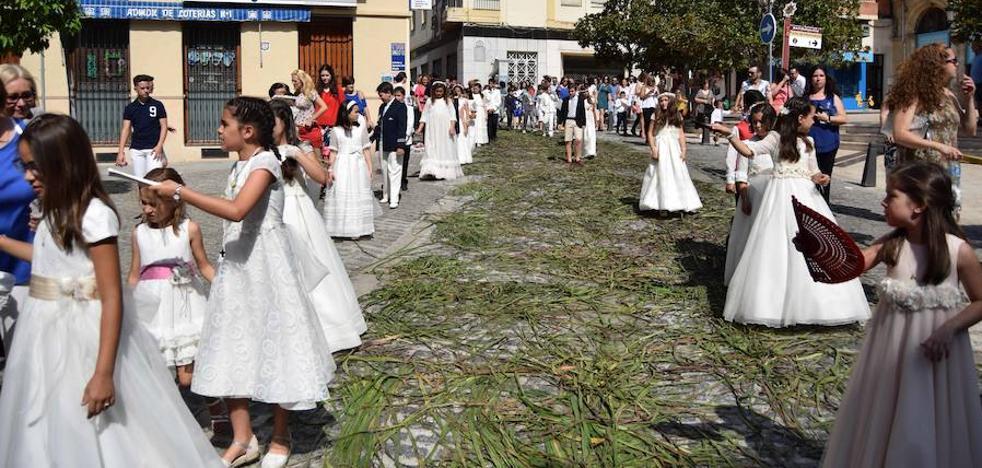 Domingo de Corpus en Loja