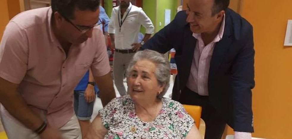 La Junta concertará diez nuevas plazas en la residencia de mayores de Salar