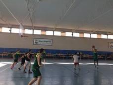 Huétor Tájar acoge un torneo de baloncesto 3x3 con participantes de toda la provincia