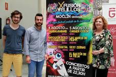 Moclín une un verano más música, ocio y naturaleza en el X Festival 'Fusión Velillos'