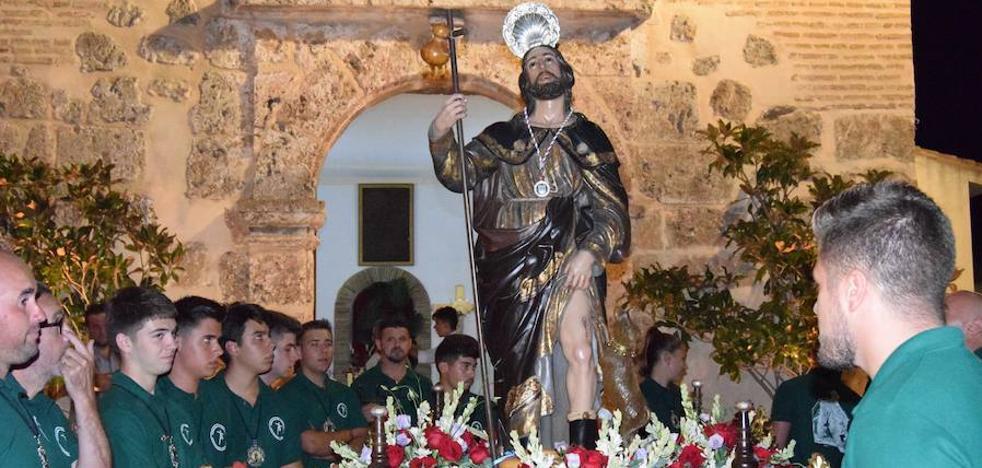 Los 'teoleteros' despiden sus fiestas de San Roque