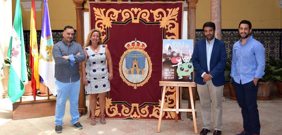 Ilusión infantil y atractivo turístico para anunciar la Feria Grande de Loja