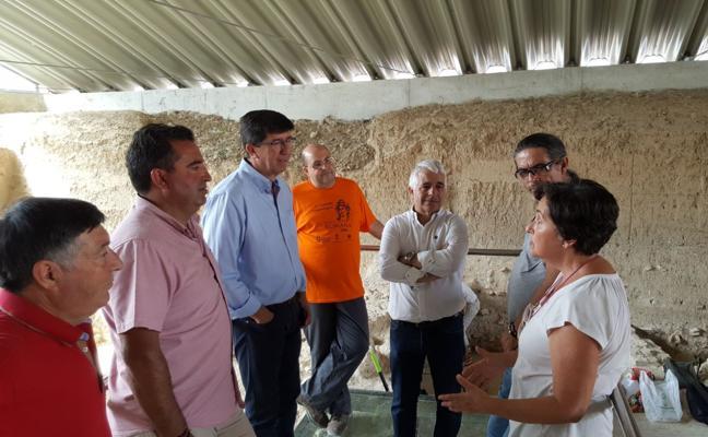 """Ciudadanos pedirá a la Junta una """"apuesta decidida"""" de inversión para """"sacar a la luz"""" la Villa de Salar"""