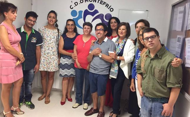 Montefrío duplica plazas para personas discapacitadas en su nuevo centro ocupacional