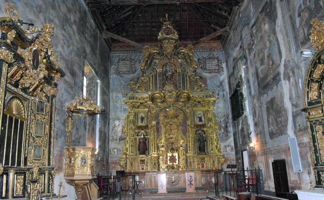 Comienza la esperada restauración del convento de Santa Clara
