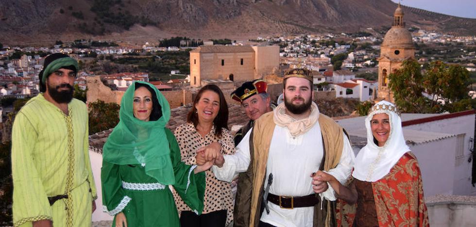 'Loja Dos reinos, Dos Culturas' recrea un año más la vida en la ciudad durante la conquista
