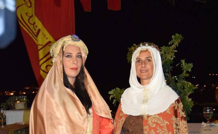 Banquete Real de Isabel I y Morayma