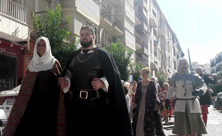 Desfile de 'Loja, Dos Reinos Dos Culturas'